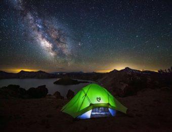 ニーモの登山テント