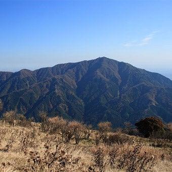 ロープウェイで行ける関東の登山、大山