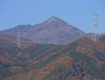 スリリングなとこもある関東の山、乾徳山