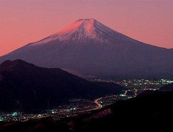 関東山梨で登山に人気の高川山