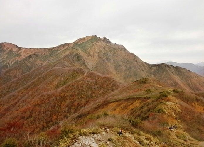 紅葉登山が楽しめる山
