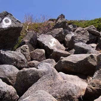 八ヶ岳登山で西天狗岳から唐沢鉱泉方面へ