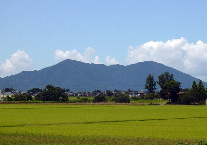 Mt.Yahiko_from_Sakae_PA_済
