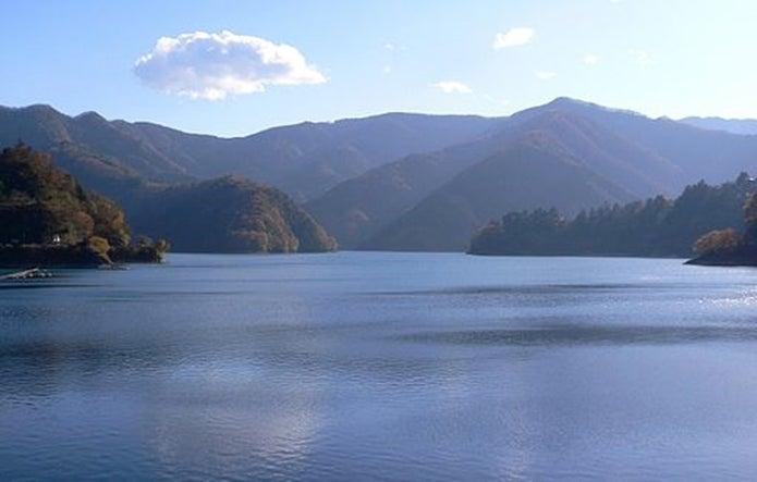 Lake_Okutama