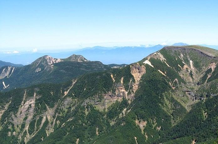 八ヶ岳登山