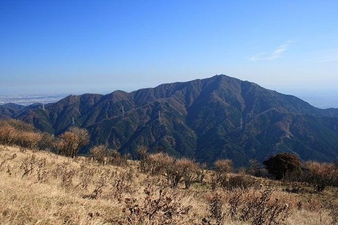 大山1024px-Mt.Oyama_from_Mt.Sannoto_01