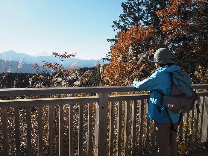 小仏峠から高尾山コースはきれいでおいしいものがたくさん!