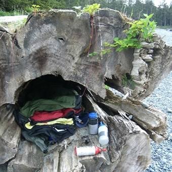 log-home済み
