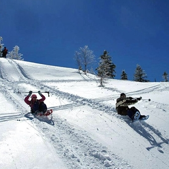冬のピクニック ホットランチ&スノーシューレンタル付 山梨県・清里・小淵沢・八ヶ岳 |そとあそび済