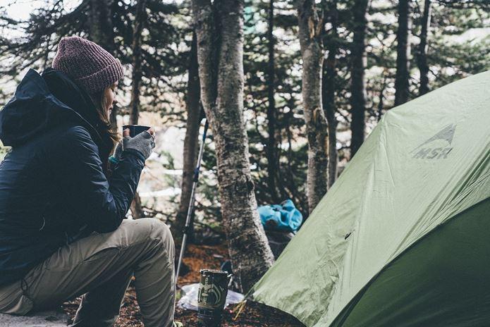 一人用テント6