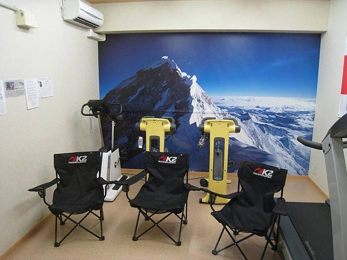 エベレスト 登山に必要なトレーニング