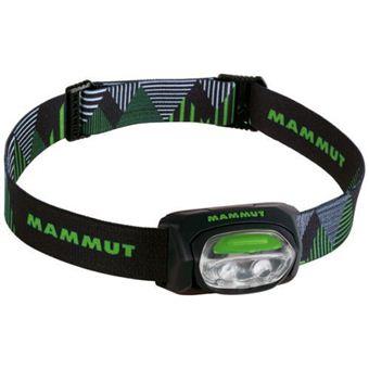 マムートのヘッドライト