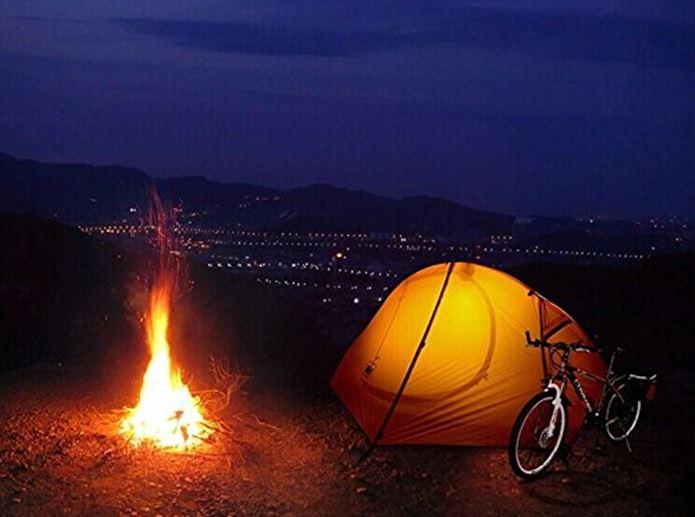 一人用テント1