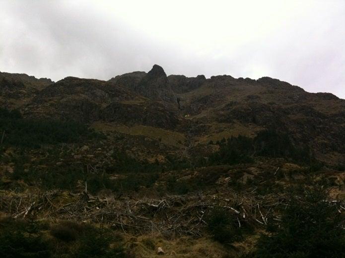 山岳保険に入っていた人が遭難した山