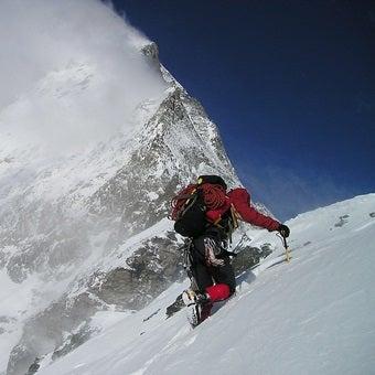 本格的な登山むけの山岳保険もある