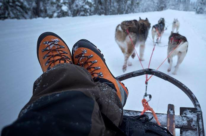 登山靴メーカー「スカルパ」の靴