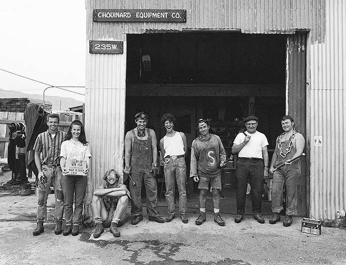 パタゴニアのTシャツを作る会社の人々