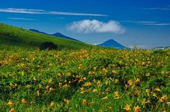 車山・霧ヶ峰で登山トレーニングを