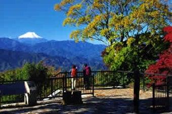高尾山登山で登山のトレーニングを