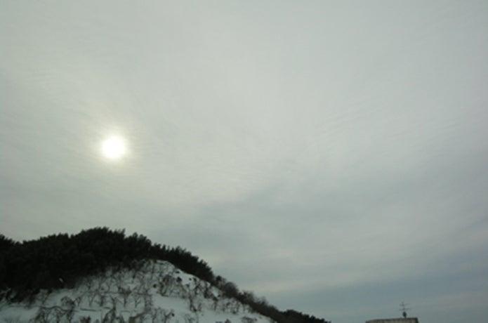 高層雲の観天望気
