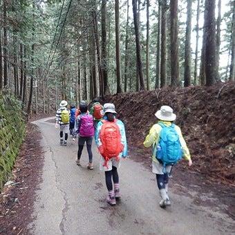 吉野山登山コース⑧下山