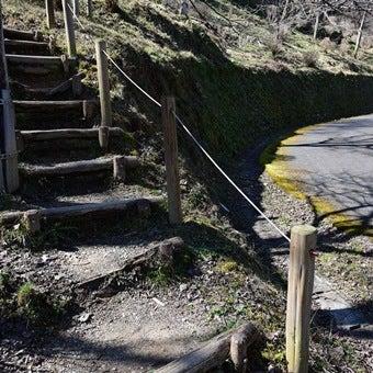 吉野山登山コース紹介②階段