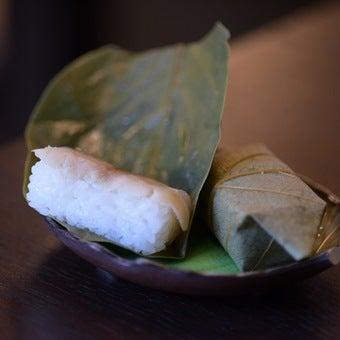 吉野山の柿の葉寿司も名物