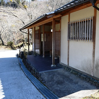 吉野山登山コース紹介⑤休憩所