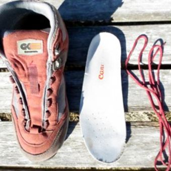 登山靴の使用後のお手入れ法1