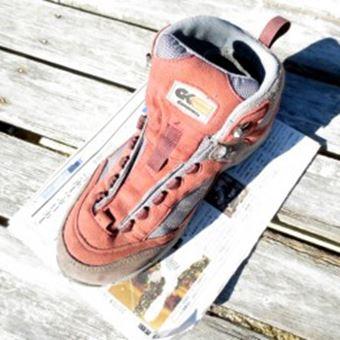 登山靴の使用後のお手入れ法5