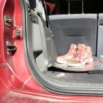 登山靴のお手入れ:高温な場所には置かない