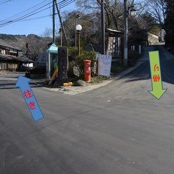 吉野山登山コース紹介④分岐