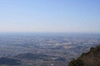 筑波山登山で登山のトレーニングを