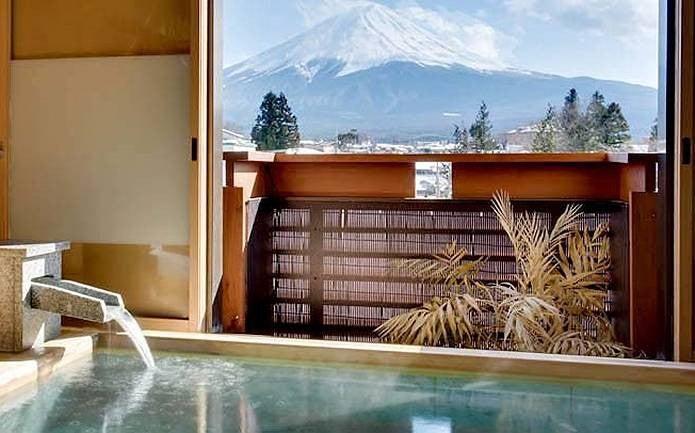 富士山温泉富士レークホテル