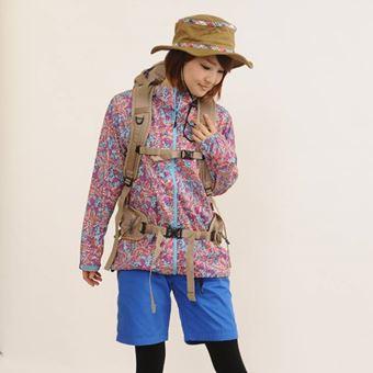 山ガールの夏のファッション