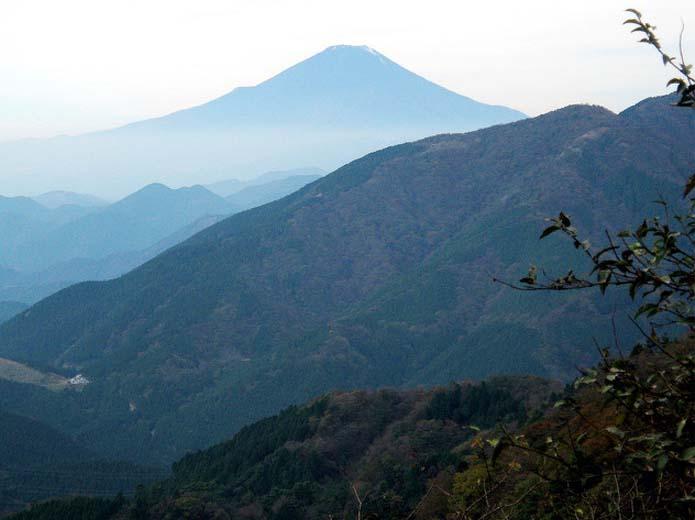 丹沢大山21丁目富士見台