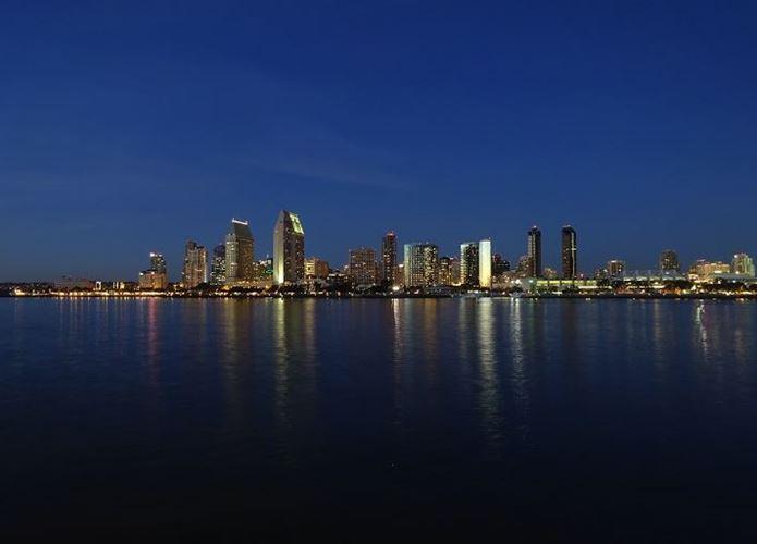 SONYのコンデジで撮影した夜景