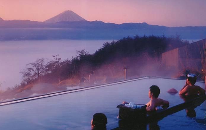 富士山温泉ほったらかし温泉