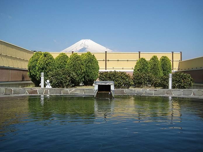 富士山温泉ヘルシーパーク裾野