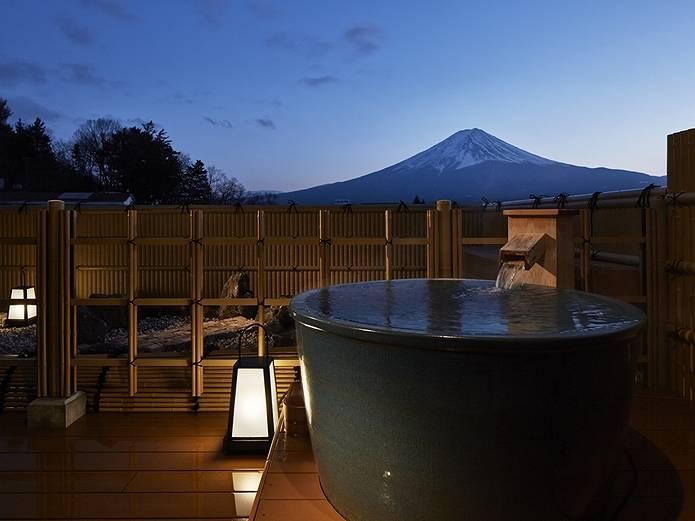 富士山温泉湖南荘