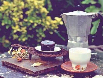 アウトドアコーヒーの道具