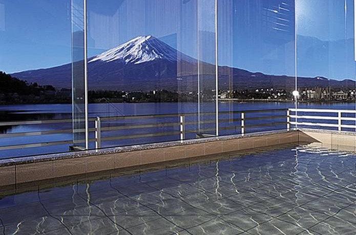 富士山温泉湖山亭うぶや