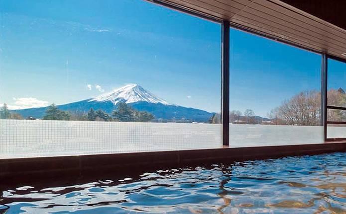 富士山温泉湯けむり富士の宿大池ホテル