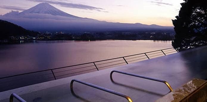 富士山温泉風のテラスKUKUNA