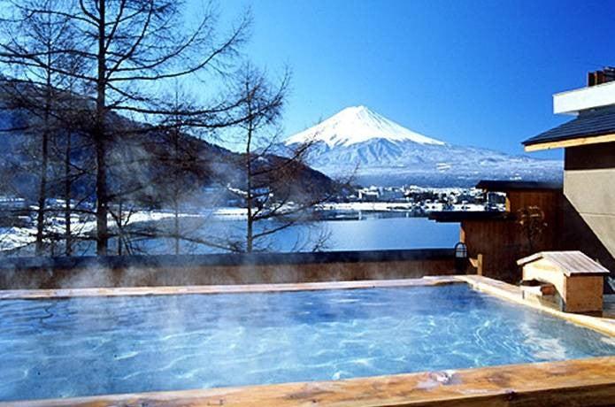 富士山温泉湖楽おんやど富士吟景