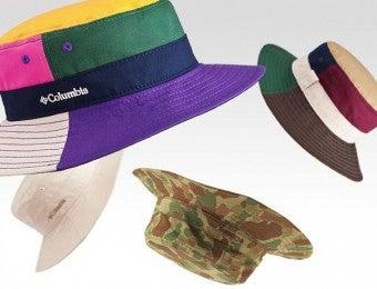 コロンビアの帽子