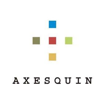 登山ブランドのアクシーズクインのロゴ
