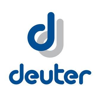 登山ブランドのドイターのロゴ