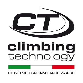 登山ブランドのクライミングテクノロジーのロゴ