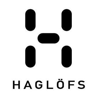 登山ブランドのホグロフスのロゴ